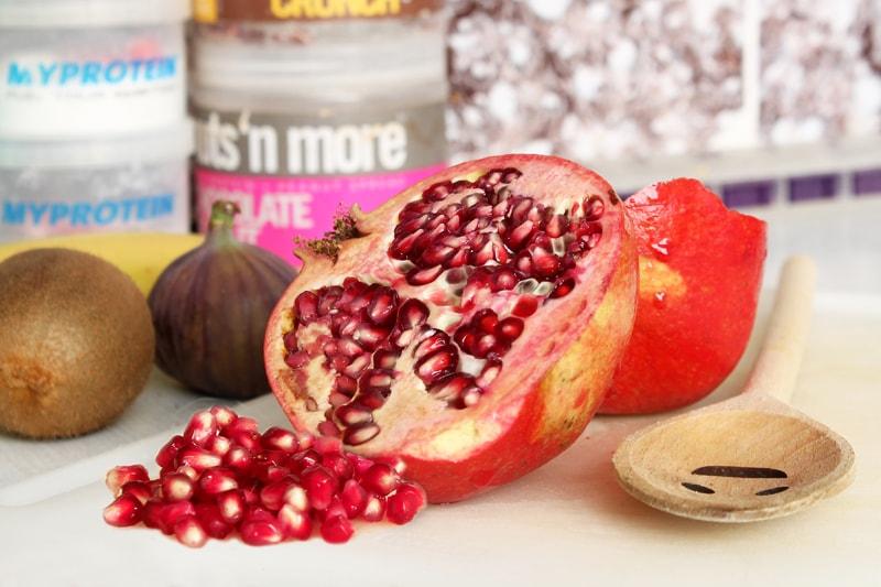 Jak vyloupat granátové jablko
