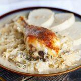 Fitness kuře na zelí - recept Bajola
