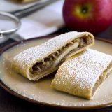 Fit jablečný závin - recept Bajola