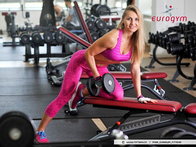 Miss Eurogym Fitness 2016