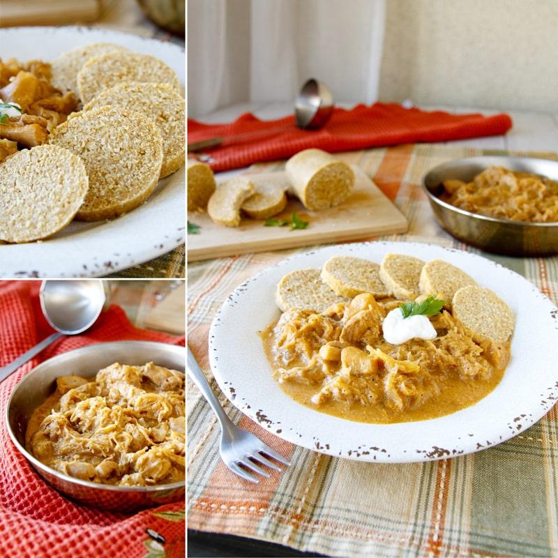 Zdravý segedínský guláš - recept Bajola