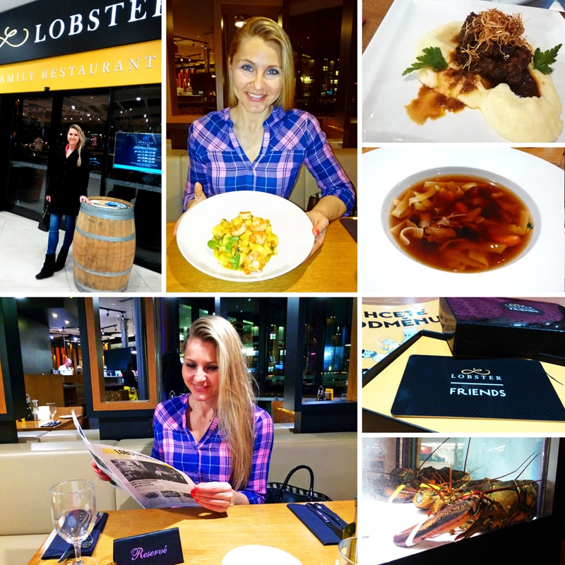 Lobster restaurace Olomouc - recenze Bajola