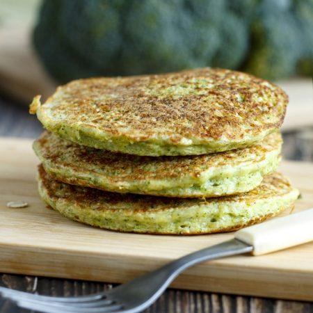 Fitness brokolicové placky - recept Bajola