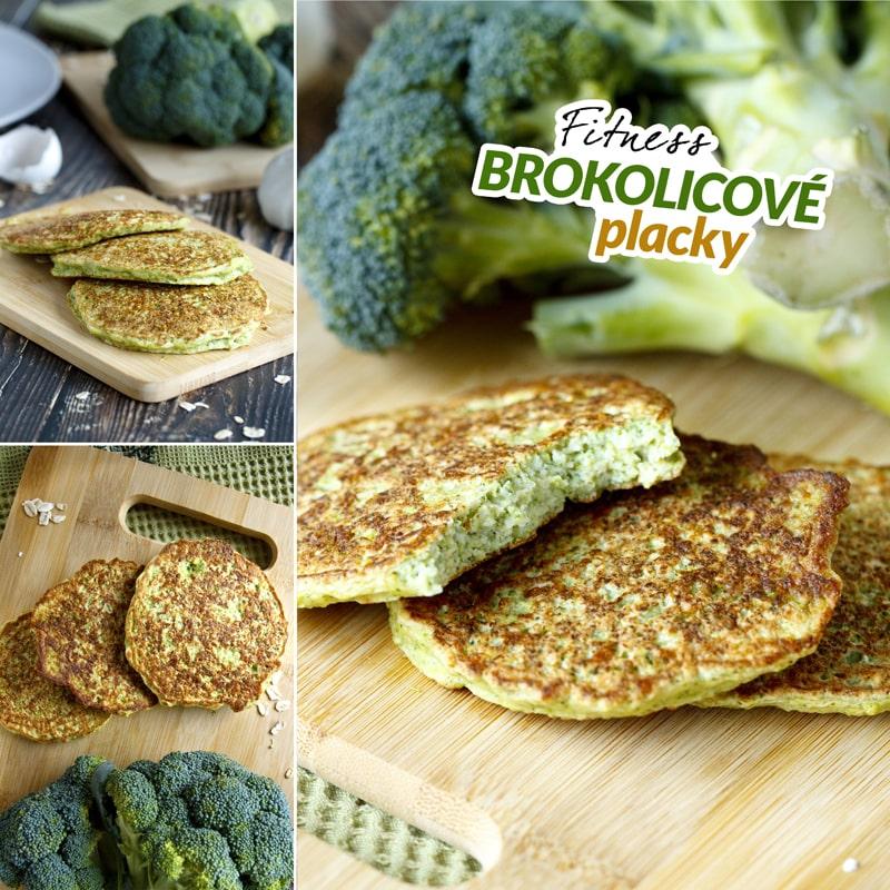 Zdravé brokolicové placky - recept Bajola