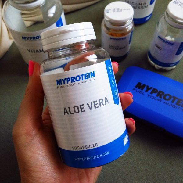 Aloe Vera tablety MyProtein