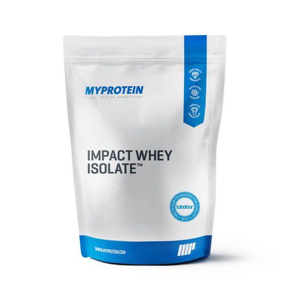 Syrovátkový protein MyProtein izolát