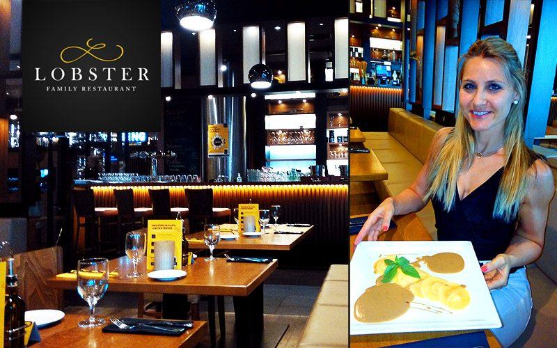 Restaurace Lobster Restaurant Šantovka Olomouc