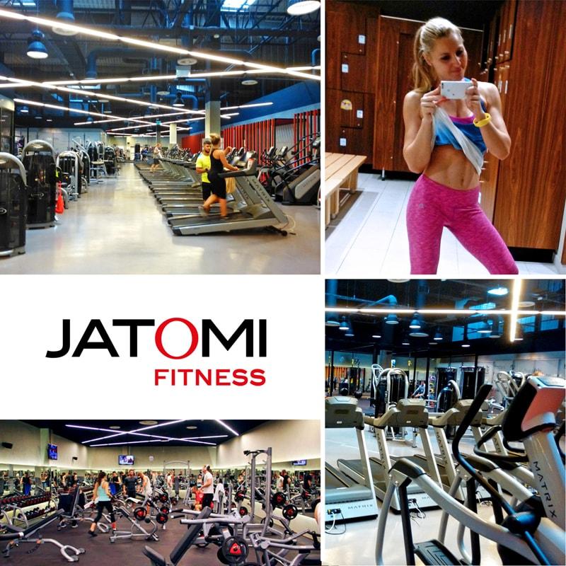 Jatomi Fitness Praha