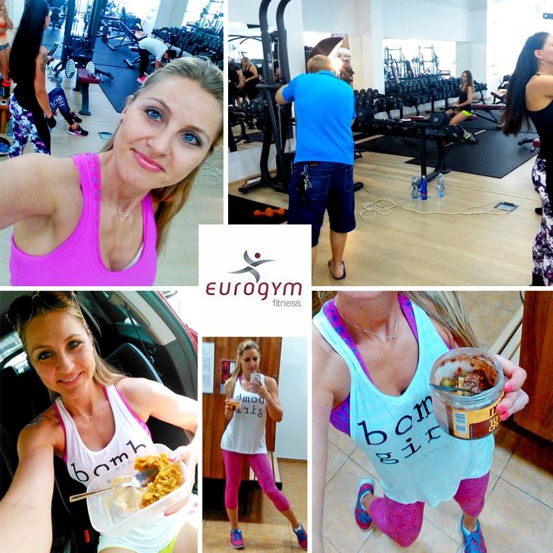 Eurogym Fitness Olomouc