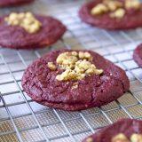 Fit sušenky z červené řepy - recept Bajola