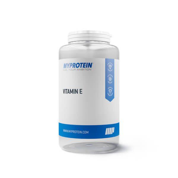 Vitamín E MyProtein
