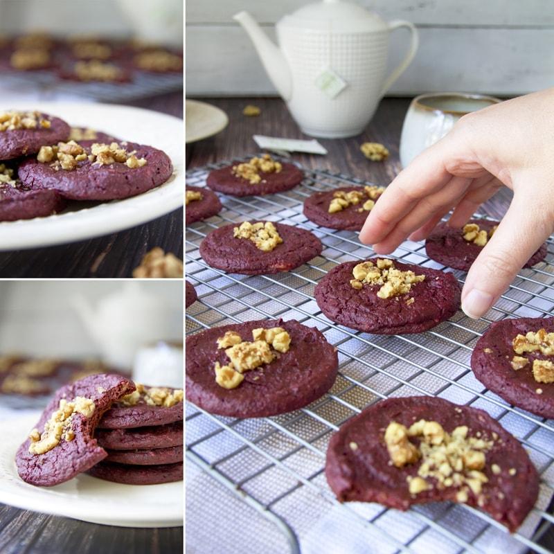 Zdravé řepové sušenky - recept Bajola