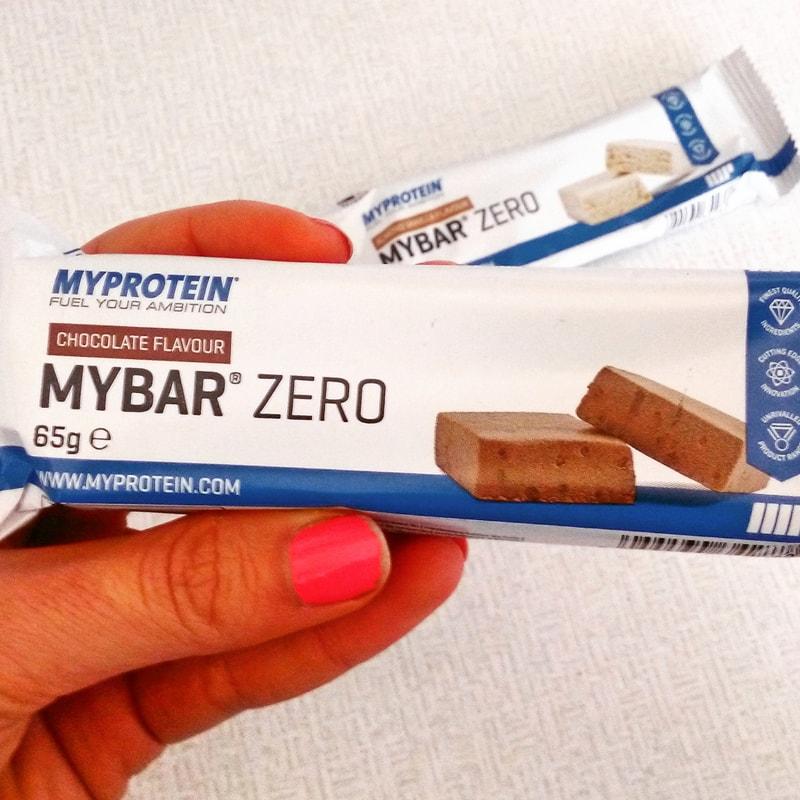 Proteinová tyčinka MyBar Zero MyProtein | BAJOLA ✌ Fit bez diet