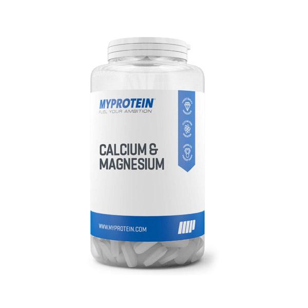 Vápník a hořčík MyProtein vitamíny
