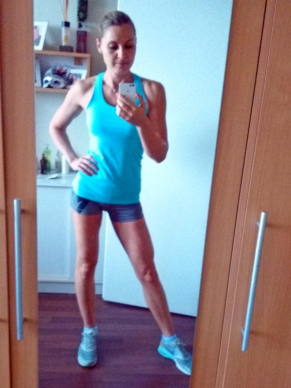 Bajola - sportovní outfit