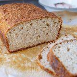 Fitness celozrnný chleba z jogurtu - recept Bajola