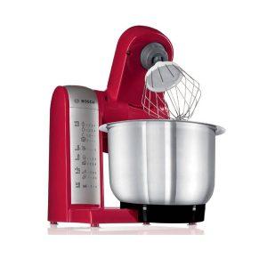 Kuchyňský robot Bosch MUM 48R1 červený