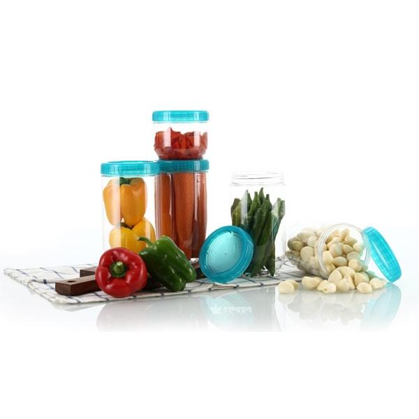Dózy na potraviny Interlock Lock&Lock