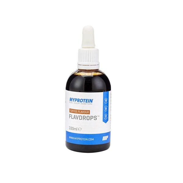 Flavdrops kapky MyProtein - sladidlo bez cukru