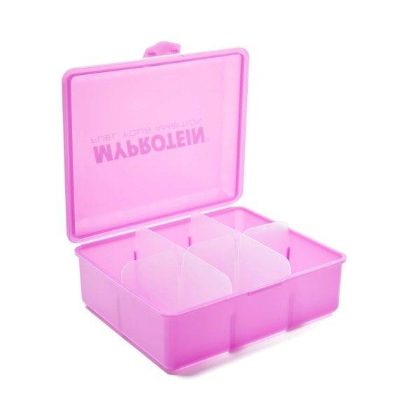 Krabička na jídlo MyProtein růžová velká