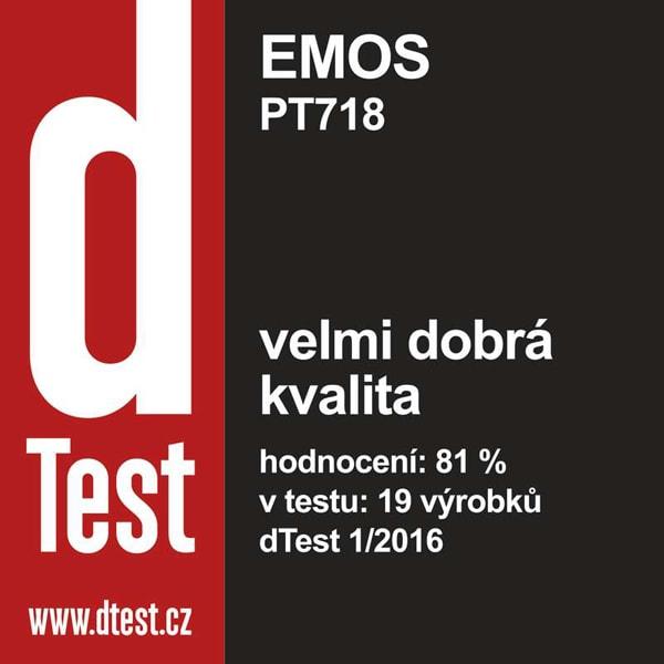 Osobní váha Emos PT718