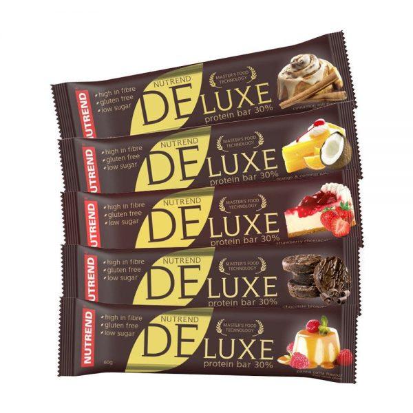 Proteinová tyčinka Nutrend DeLuxe
