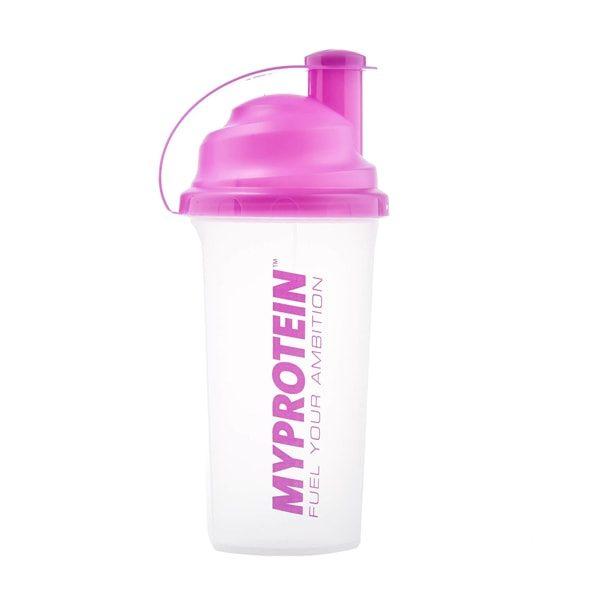 Shaker MyProtein růžový