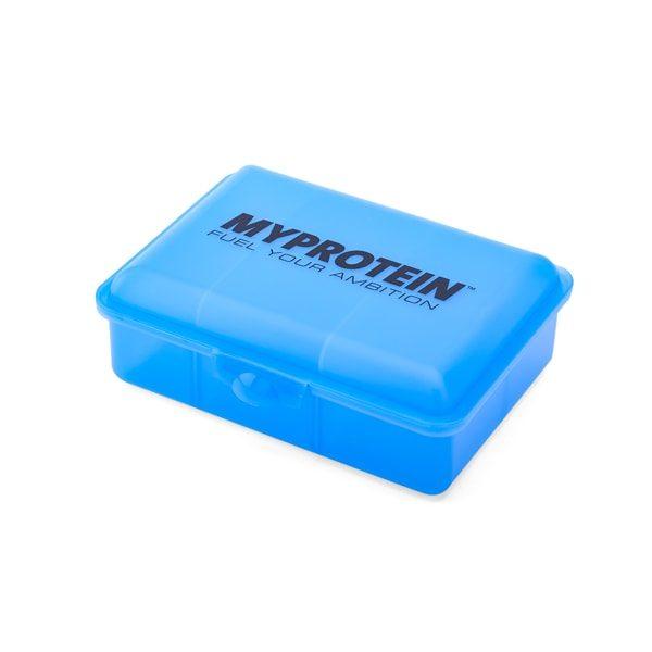 Krabička na jídlo MyProtein modrá