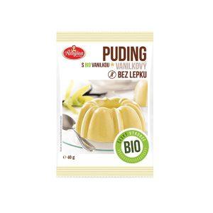 Bio vanilkový puding Amylon bez lepku