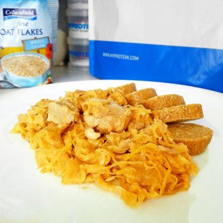 Fitness segedínský guláš - zdravý recept Bajola