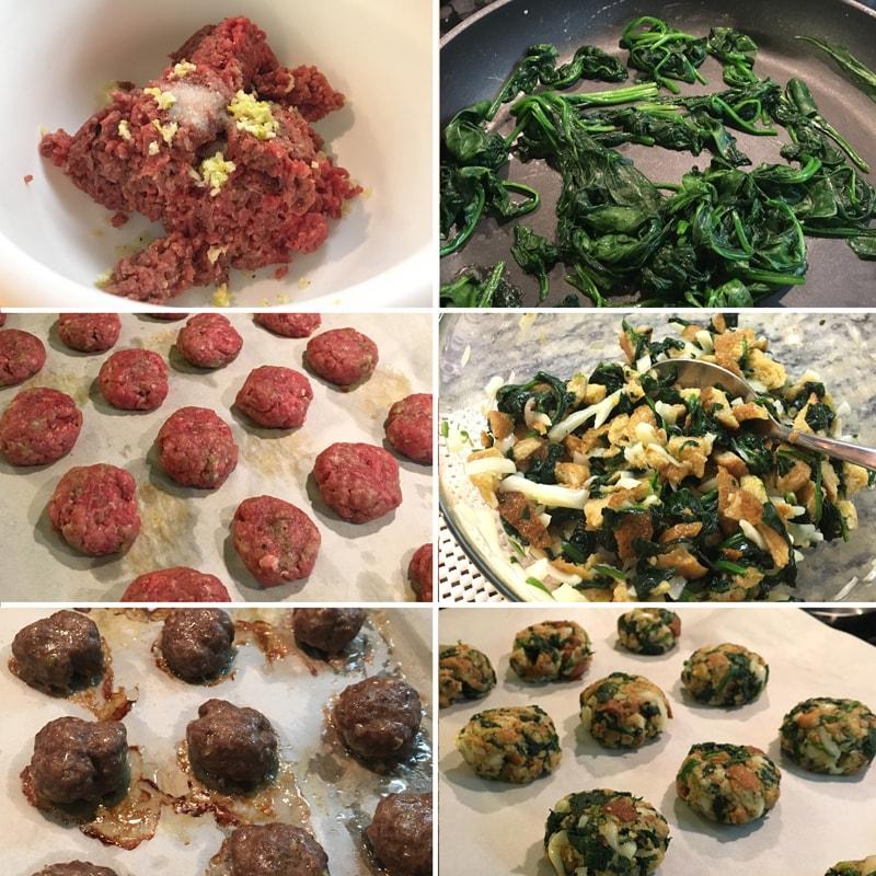 Fitness hamburgerové jednohubky - zdravý recept Bajola