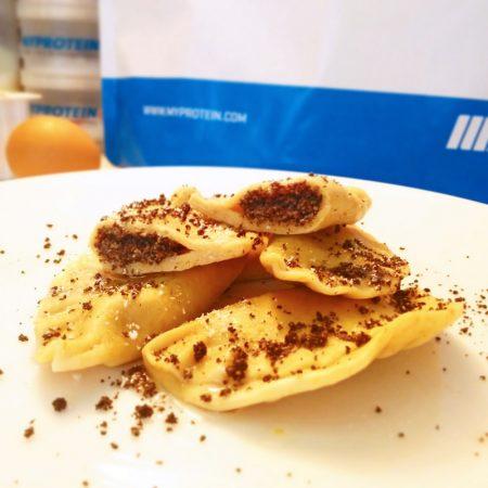 Fitness taštičky s mákem - zdravý recept Bajola