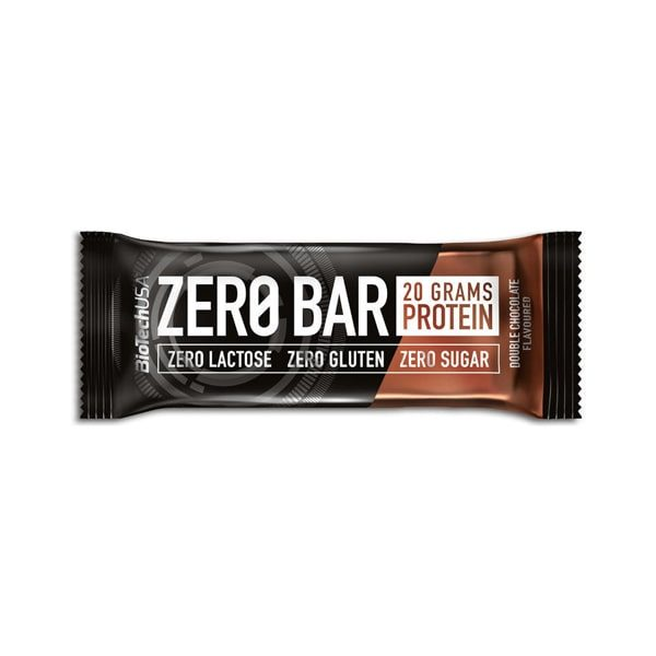 Proteinová tyčinka Zero Bar Biotech