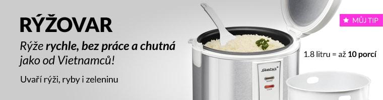 Rýžovar 760x200