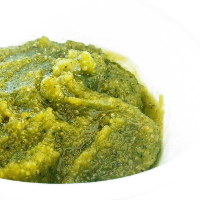 Fitness bazalkové pesto - zdravý recept Bajola