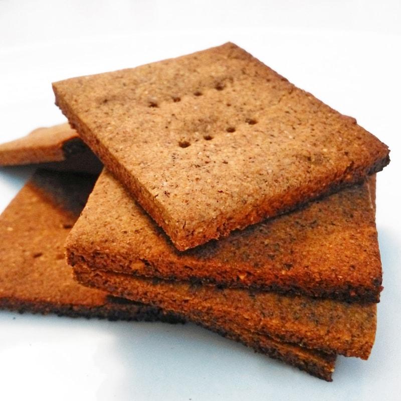 Fitness celozrnné sušenky - zdravý recept Bajola