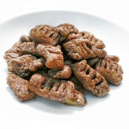 Fitness domácí celozrnné gnocchi - zdravý recept Bajola