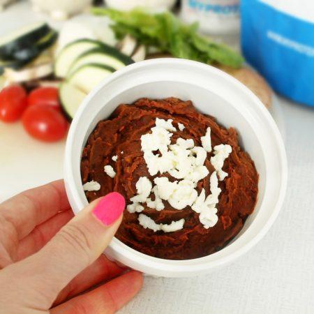 Fitness fazolové frijoles z pomalého hrnce - zdravý recept Bajola