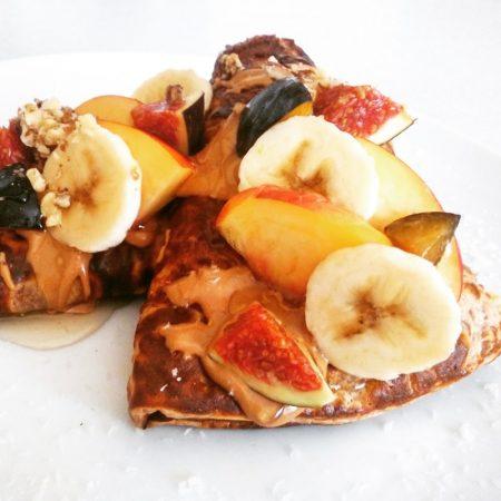 Fitness palačinky MyProtein - zdravý recept Bajola