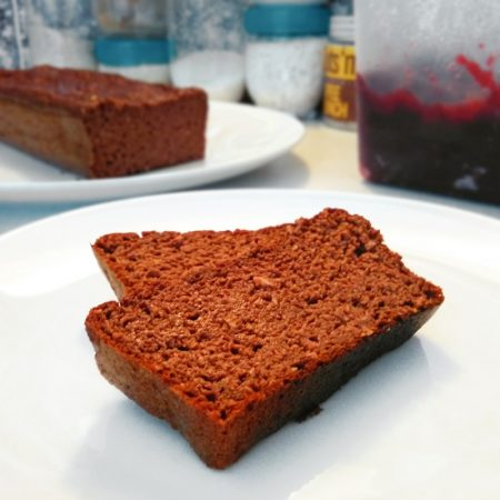 Fitness red velvet bread - zdravý recept Bajola