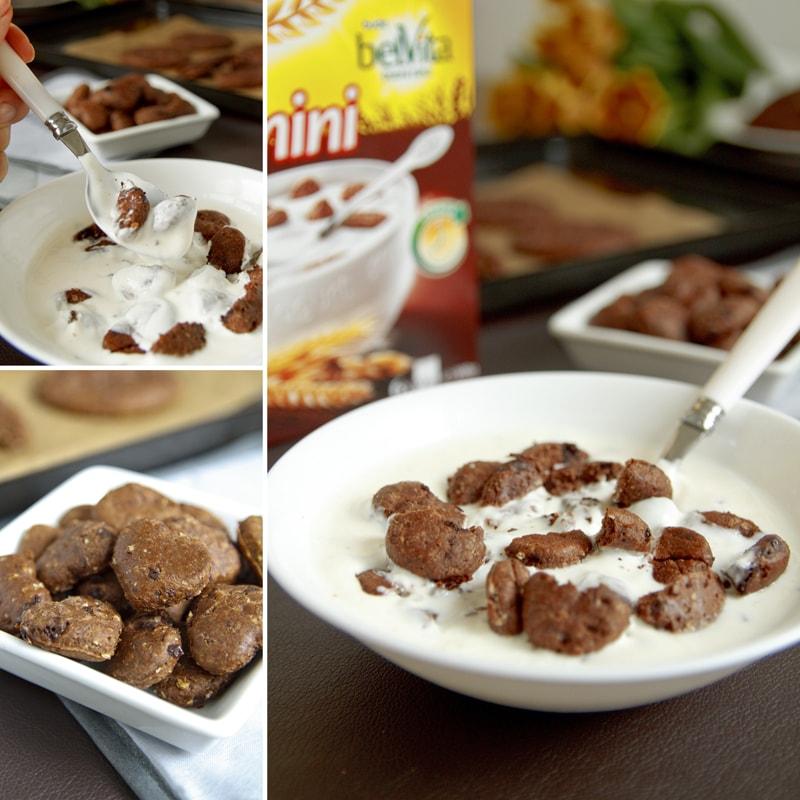 Fitness celozrnné sušenky alá BeBe Dobré ráno - zdravý recept Bajola