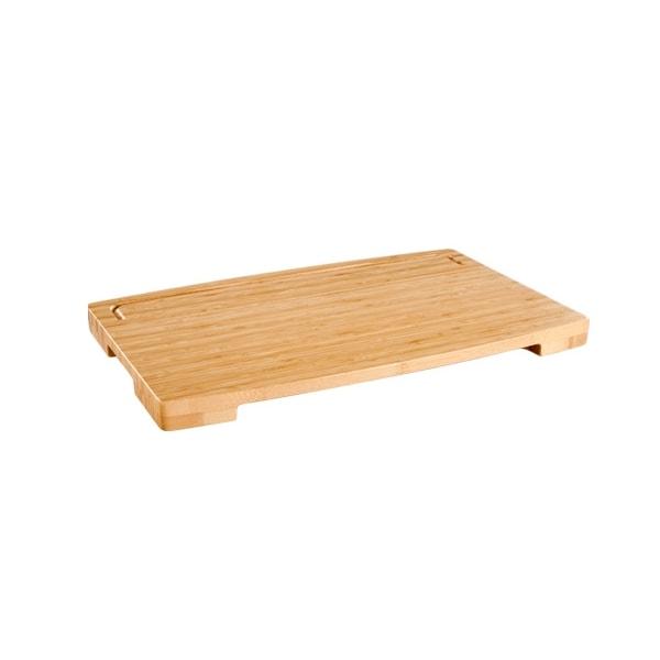 Krájecí dřevěná deska - prkénko 40x26 cm