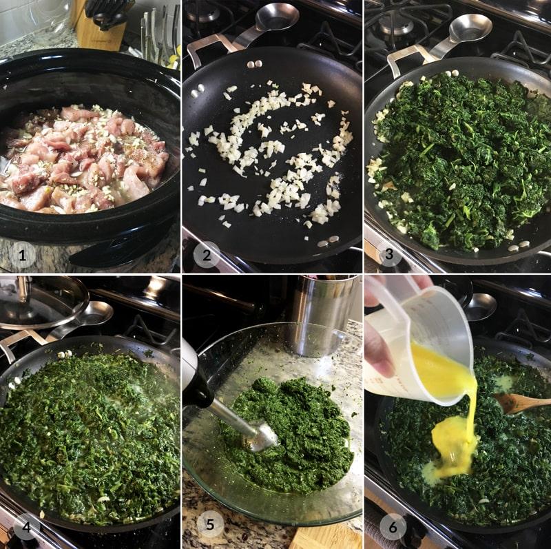 Fitness špenát - zdravý recept Bajola