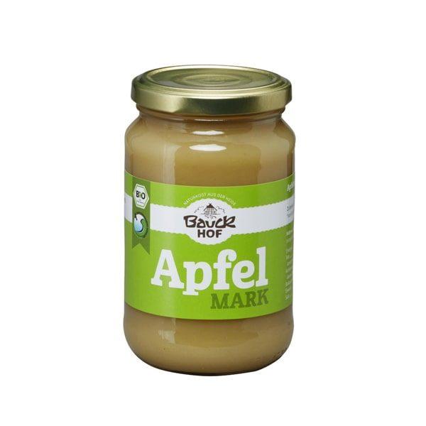 Jablečné pyré bez cukru Bio