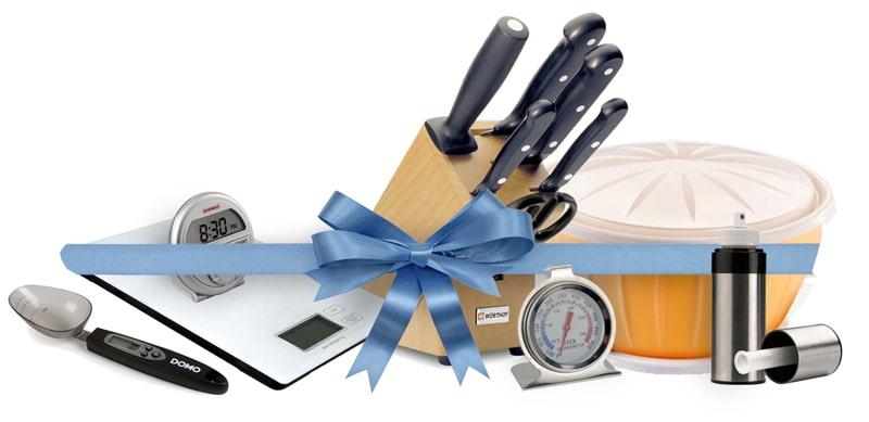 Tipy na dárky pro fitness vaření