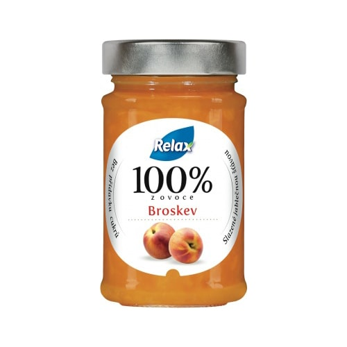Zdravá marmeláda Relax bez přidaného cukru