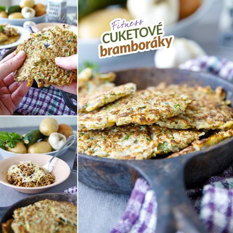 Fitness bramboráky - dietní recept Bajola