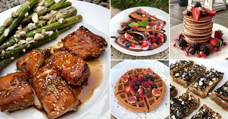 Oblíbené zdravé recepty Aleny Krůtové