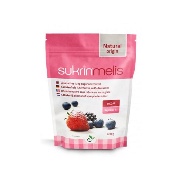 Sukrin - přírodní sladidlo erythritol bez kalorií v prášku