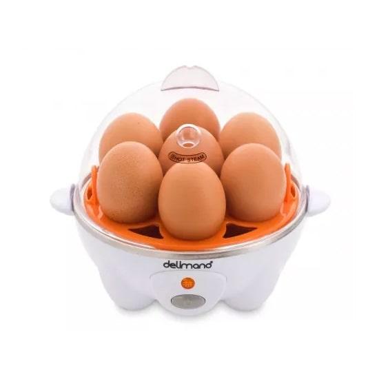 Vařič vajec natvrdo a omeleta Delimano